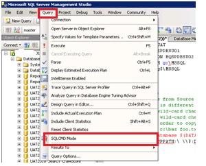 SQLCMD –Quick Copy of Files - Using Robocopy (1/2)