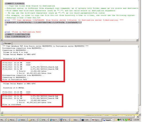 Simple script to backup all SQL Server databases