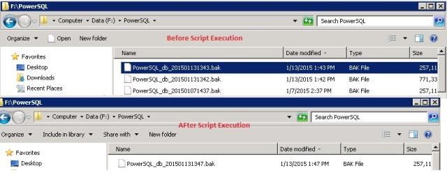 PowerShell-Database-Backup
